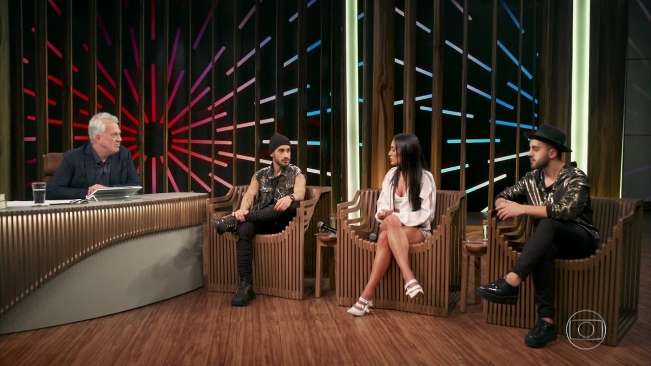 Gabriela, Diogo e Rodrigo falam sobre o som produzido pela Melim