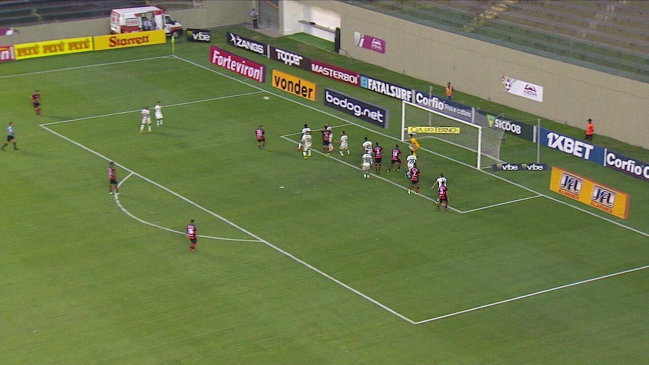 Melhores momentos: Oeste 0 x 1 América-MG pela 30ª rodada do Brasileiro Série B