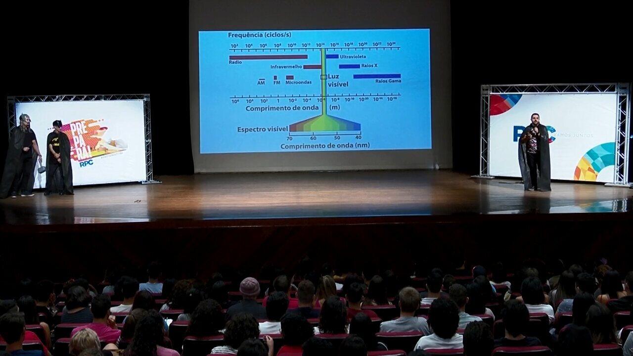 Prepara Londrina: assista à revisão do aulão de Física