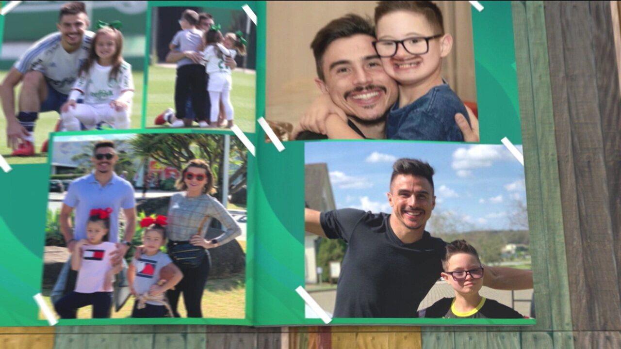 Willian, do Palmeiras, dá show de solidariedade fora dos gramados