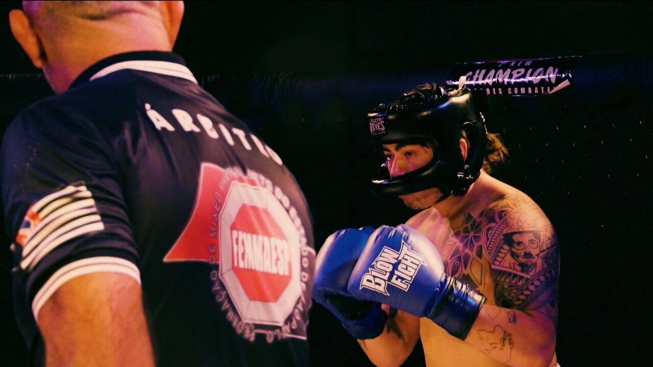 Fenômeno das redes sociais, Whindersson Nunes entra para o mundo do boxe