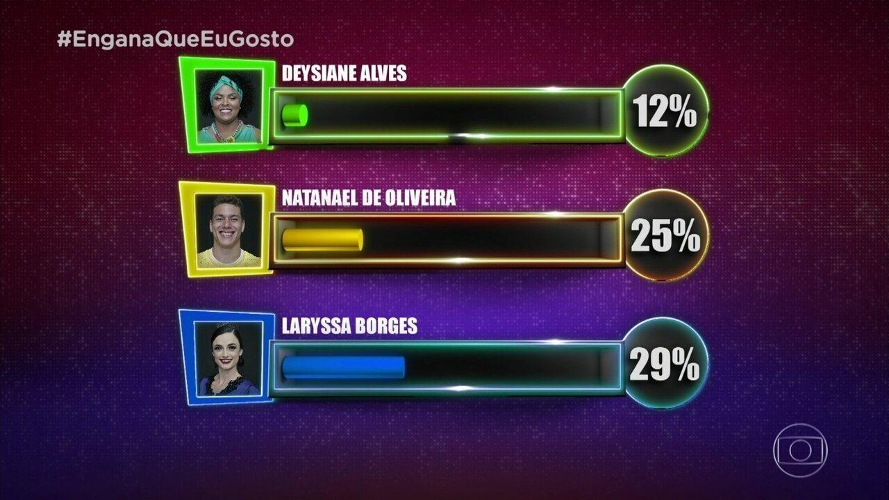 Deysiane Alves é a vencedora do 'Engana Que Eu Gosto'