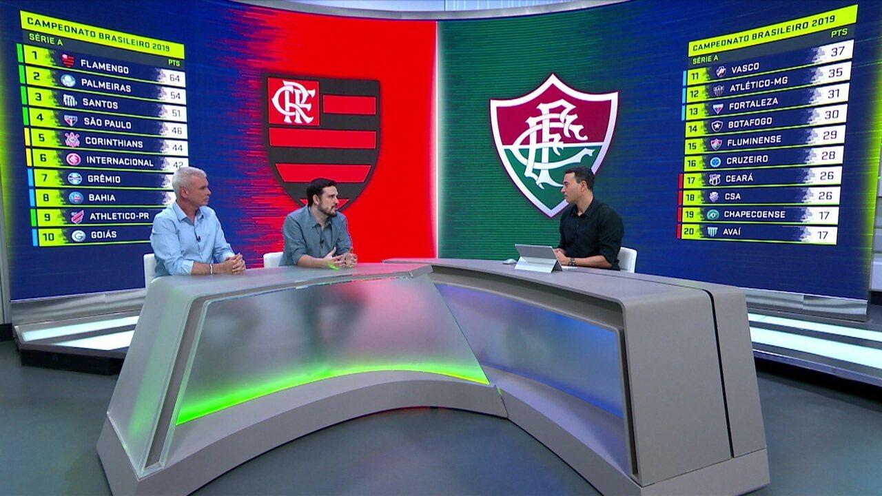 Troca de Passes destaca a distância do Flamengo na liderança do Brasileirão