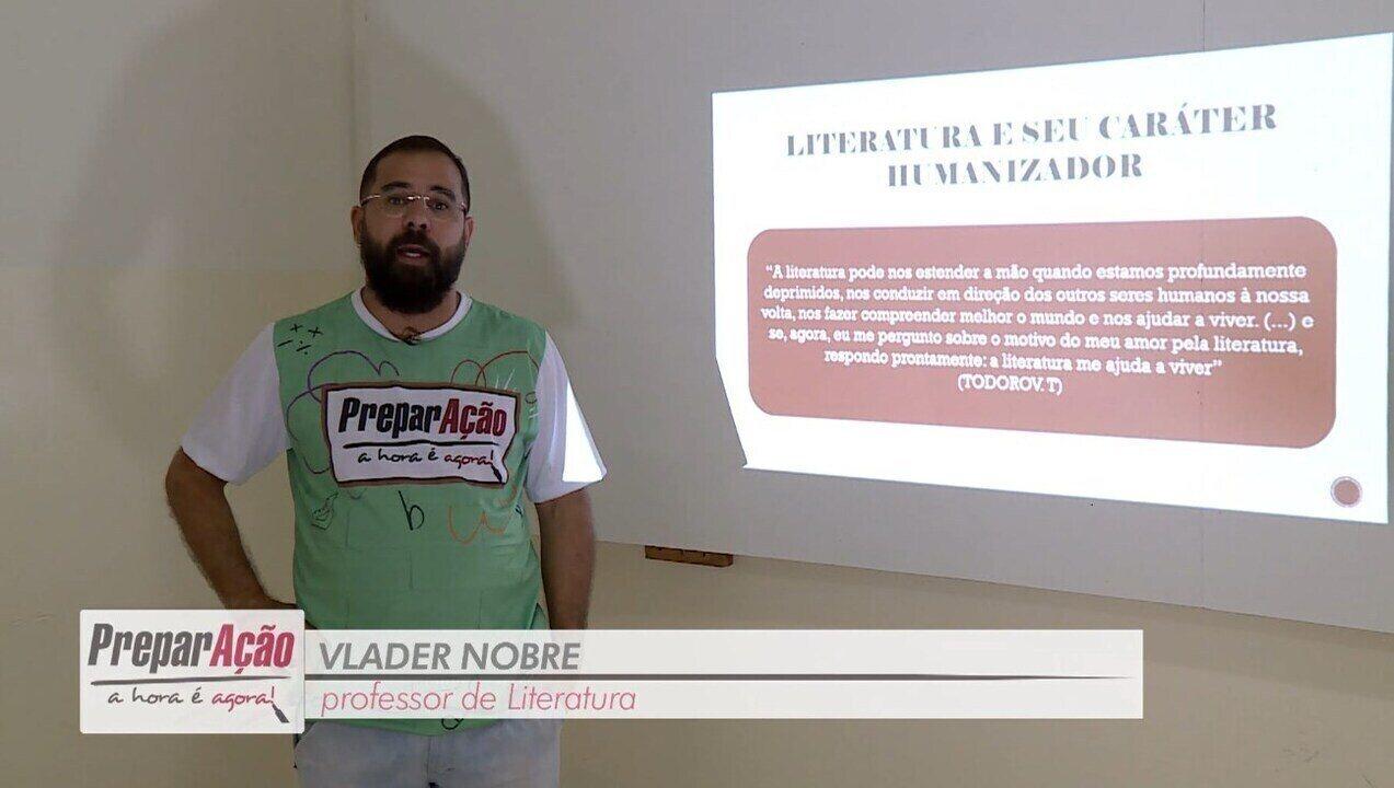 Professor dá dicas sobre literatura para o Enem