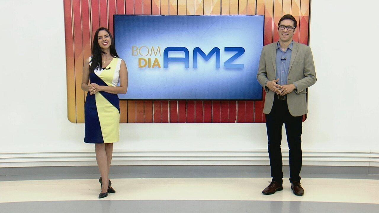 Assista a íntegra do Bom Dia Amazônia desta segunda-feira (21) - Assista a íntegra do Bom Dia Amazônia desta segunda-feira (21).