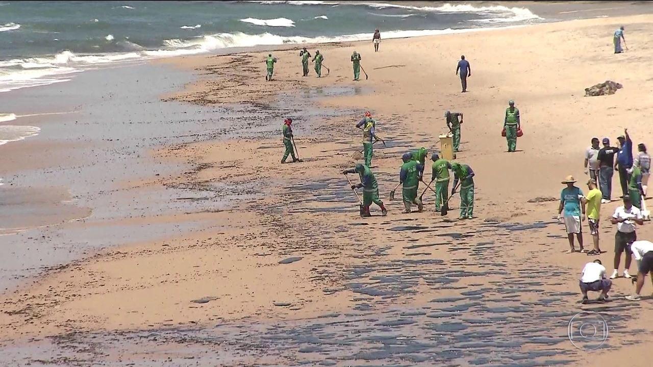 Cinco mil soldados do Exército vão reforçar ações contra manchas de óleo no Nordeste