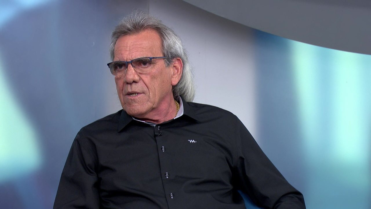 Mazaropi afirma que foi cortado da seleção de 78 por causa do apelido