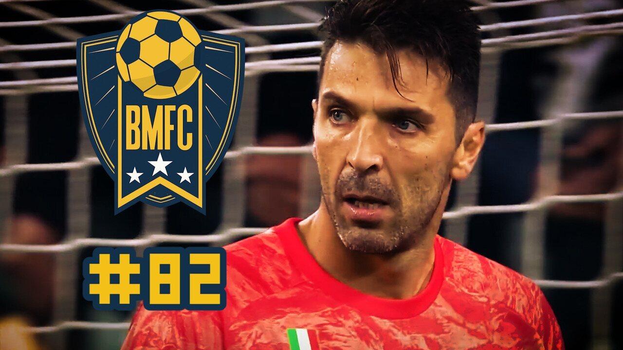 BMFC #82: No dia que nasceu Yashin, veja defesaças de Buffon e outros goleiros pelo mundo