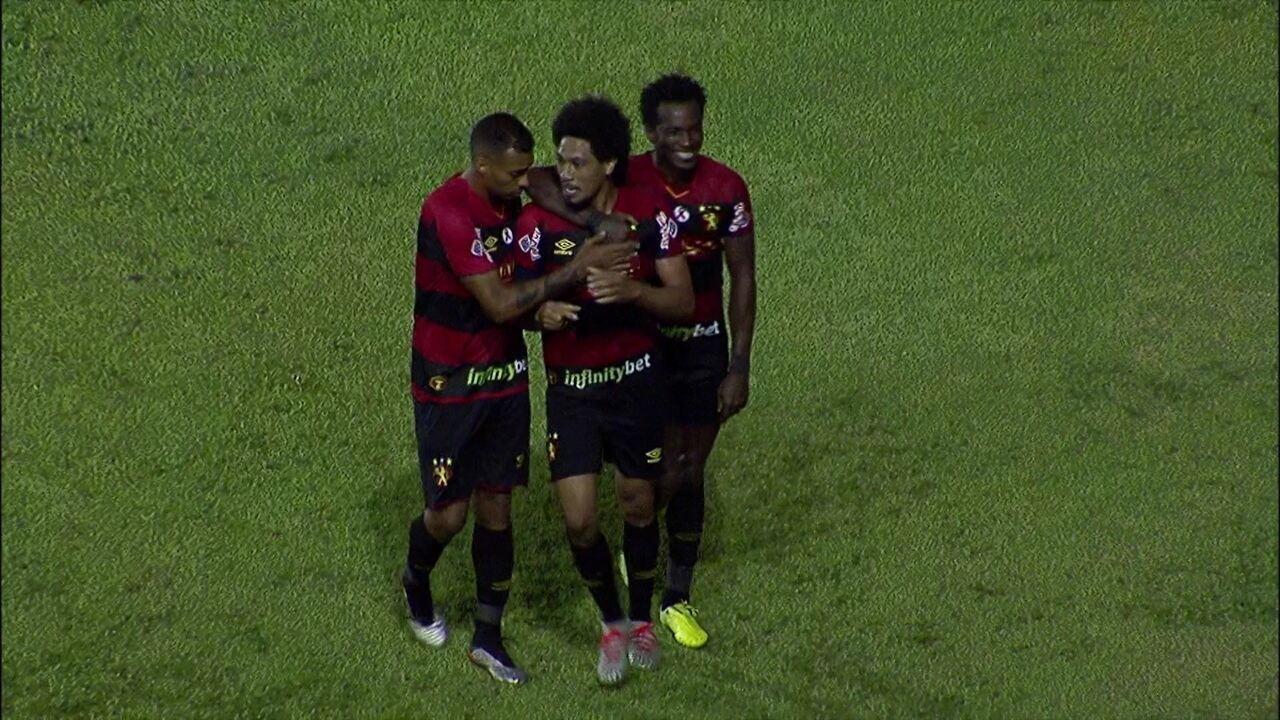 Melhores momentos: Sport 2 x 1 Paraná pela 31ª rodada do Campeonato Brasileiro