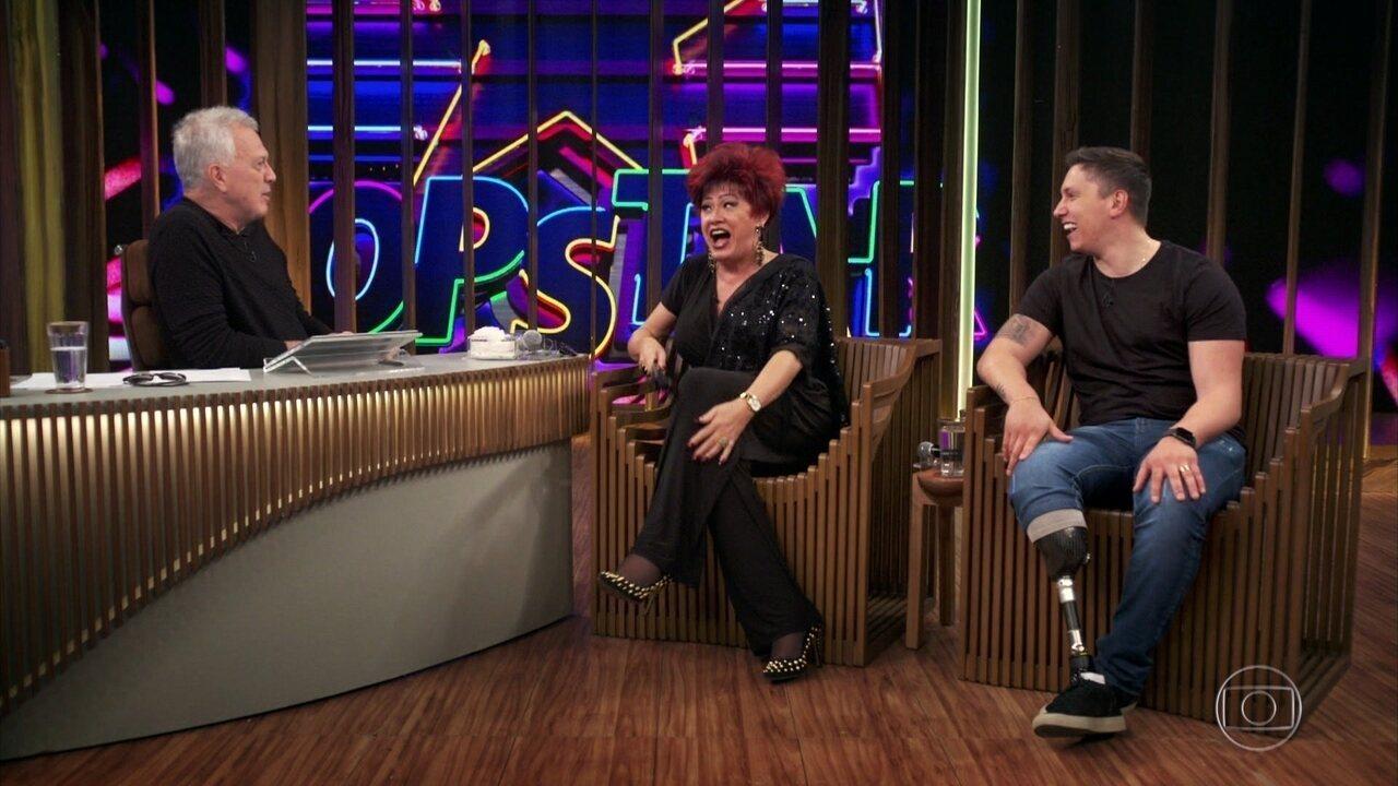 Nany e Jakson falam do que esperam do futuro musical após o Pop Star