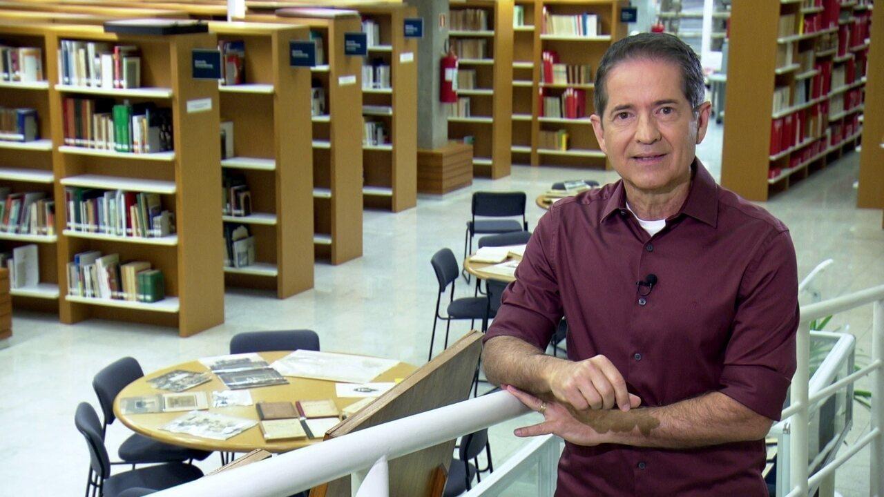 Antena Paulista - Edição de 27/10/2019 - Instituto Martius Staden é um dos maiores centros de pesquisa sobre imigração alemã. Ignácio de Loyola Brandão torna-se imortal da Academia Brasileira de Letras.