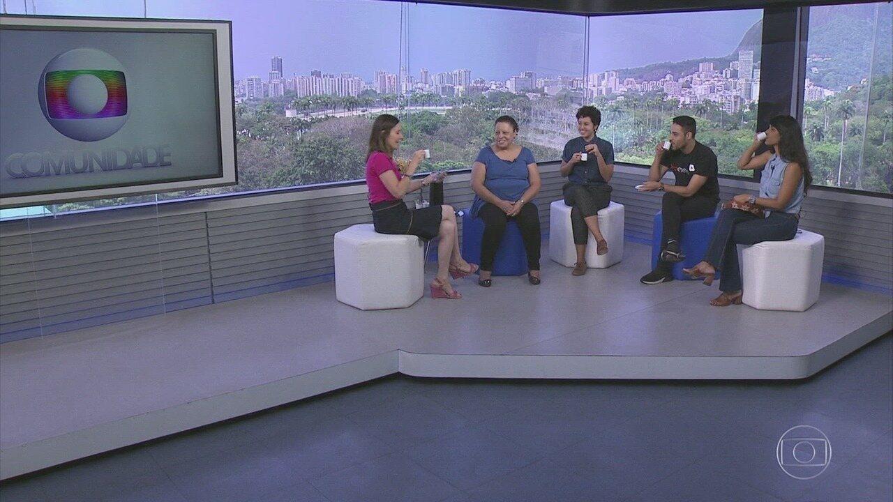 Globo Comunidade RJ - Edição de 27/10/2019 - Noticiário que traz assuntos de interesse da comunidade, como qualidade de vida e urbanismo.