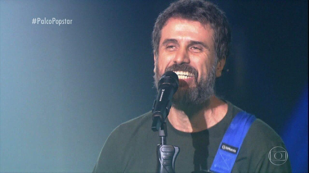 Eriberto Leão abre a terceira temporada com clássico do rock nacional