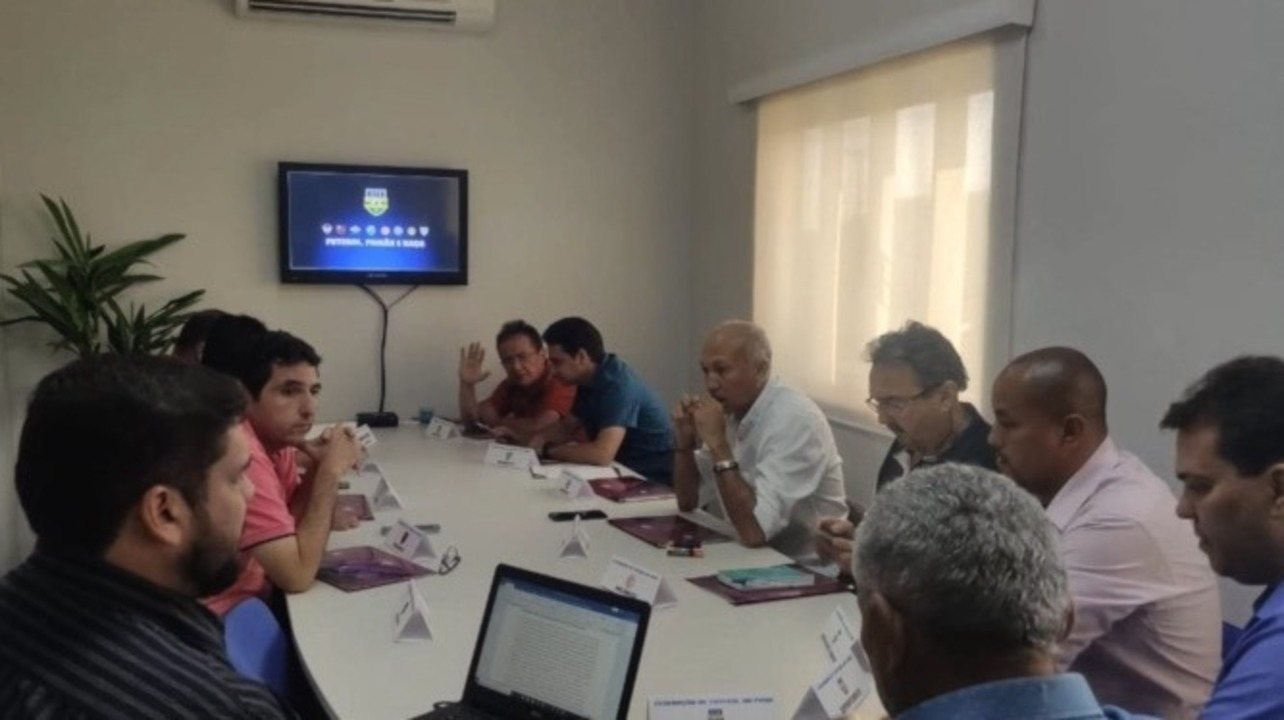 Dirigentes de clubes piauienses acertam detalhes do Campeonato Piauiense 2020
