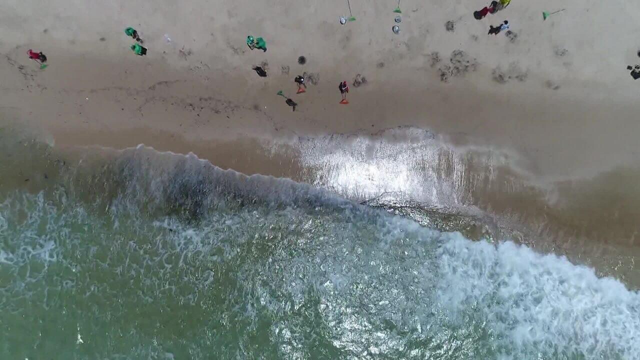 PF cumpre mandados de busca e apreensão no Rio de Janeiro para apurar vazamento de óleo