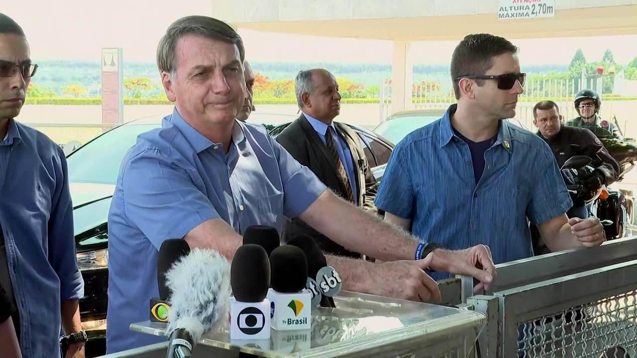 Bolsonaro diz que reforma administrativa será encaminhada ao Congresso nos próximos dias