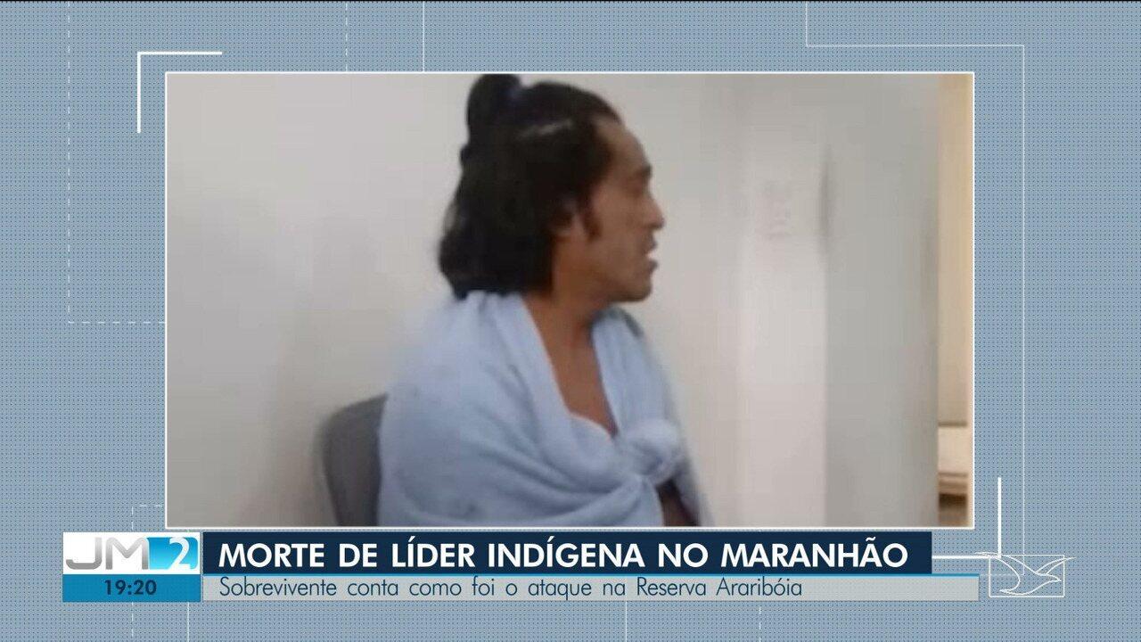 Governo pediu à Funai e ao Ministério da Justiça proteção em região indígena no MA