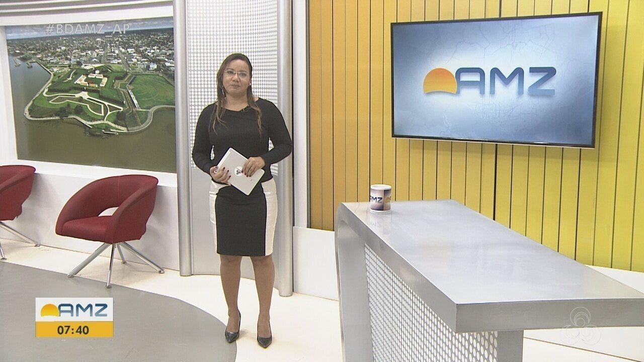 Assista ao Bom Dia Amazônia - AP na íntegra 04/11/19 - Assista ao Bom Dia Amazônia - AP na íntegra 04/11/19