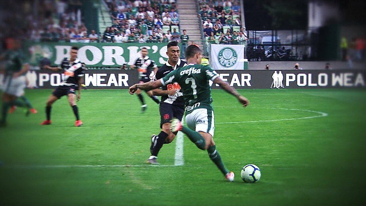 Espião Estatístico analisa os números de Vasco e Palmeiras, que se enfrentam nesta quarta-feira