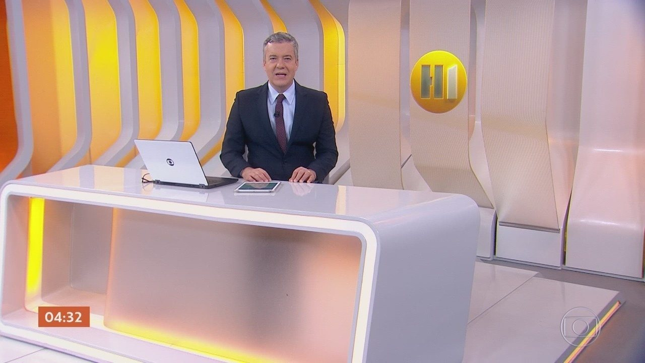 Hora 1 - Edição de quarta-feira, 06/11/2019 - Os assuntos mais importantes do Brasil e do mundo, com apresentação de Roberto Kovalick.