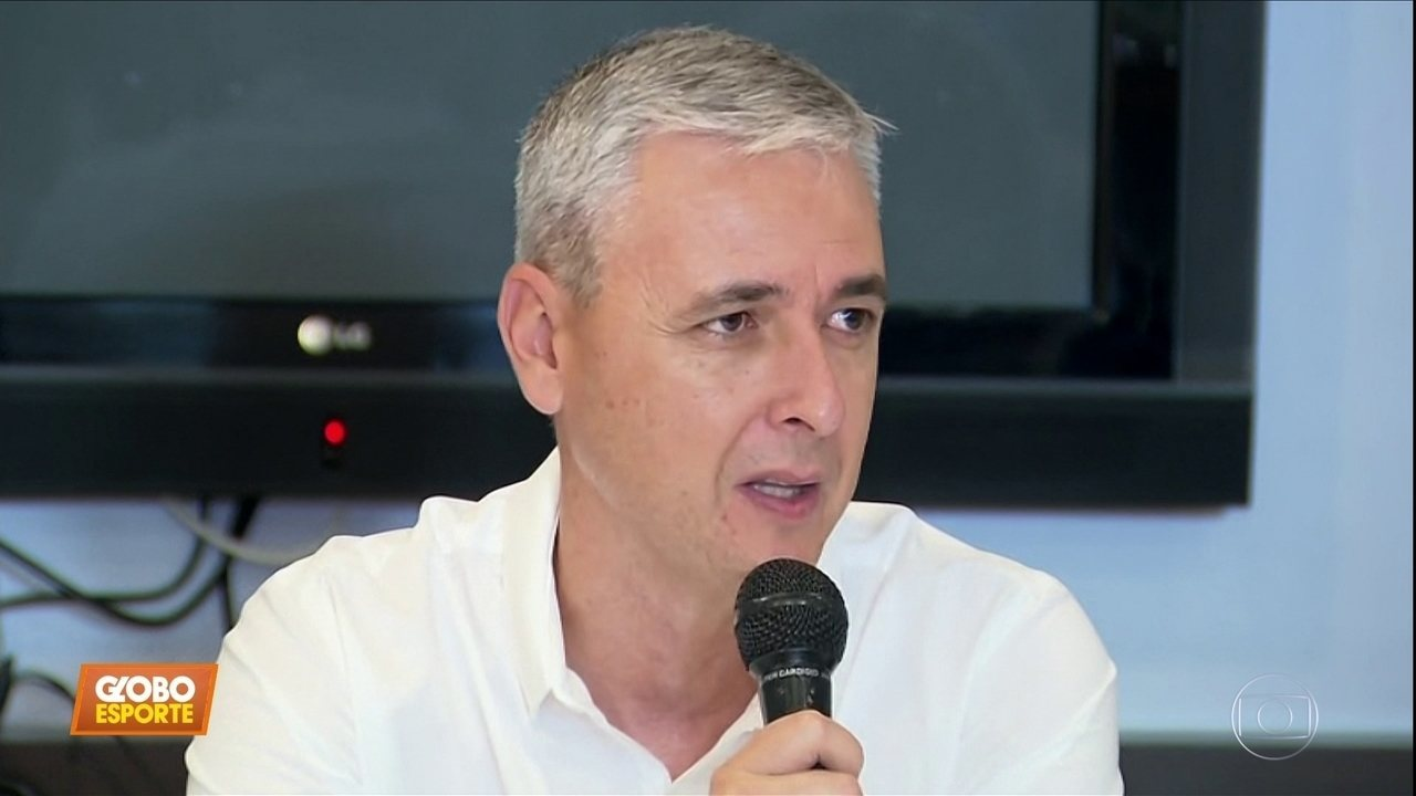 Rumo ao Corinthians, Tiago Nunes fala sobre a saída do Athletico-PR