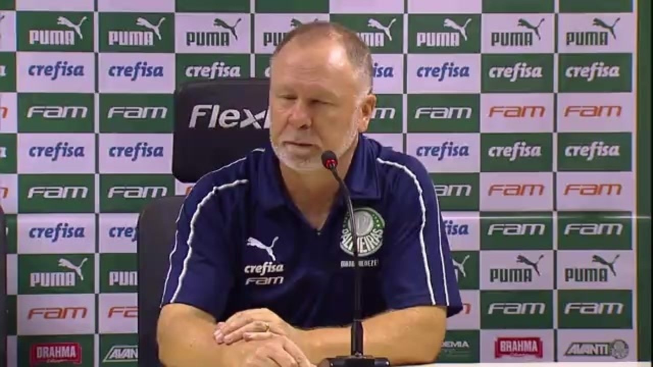 Mano Menezes analisa vitória sobre o Vasco