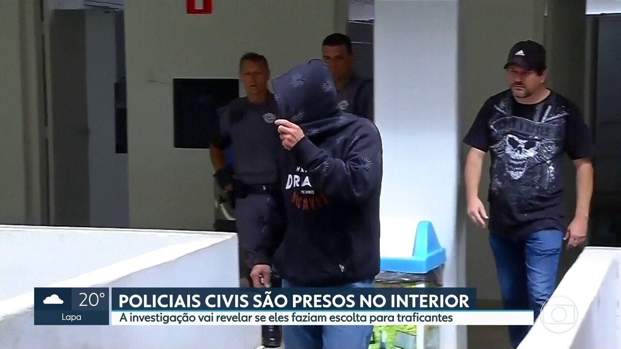 SP2 - Edição de quinta-feira, 07/11/2019 - Dois policiais são presos suspeitos de fazerem escolta a caminhão carregado de maconha. Governo do estado anuncia que vai mudar Cadeião de Pinheiros de lugar. Corinthians confirma Tiago Nunes como novo técnico da equipe.