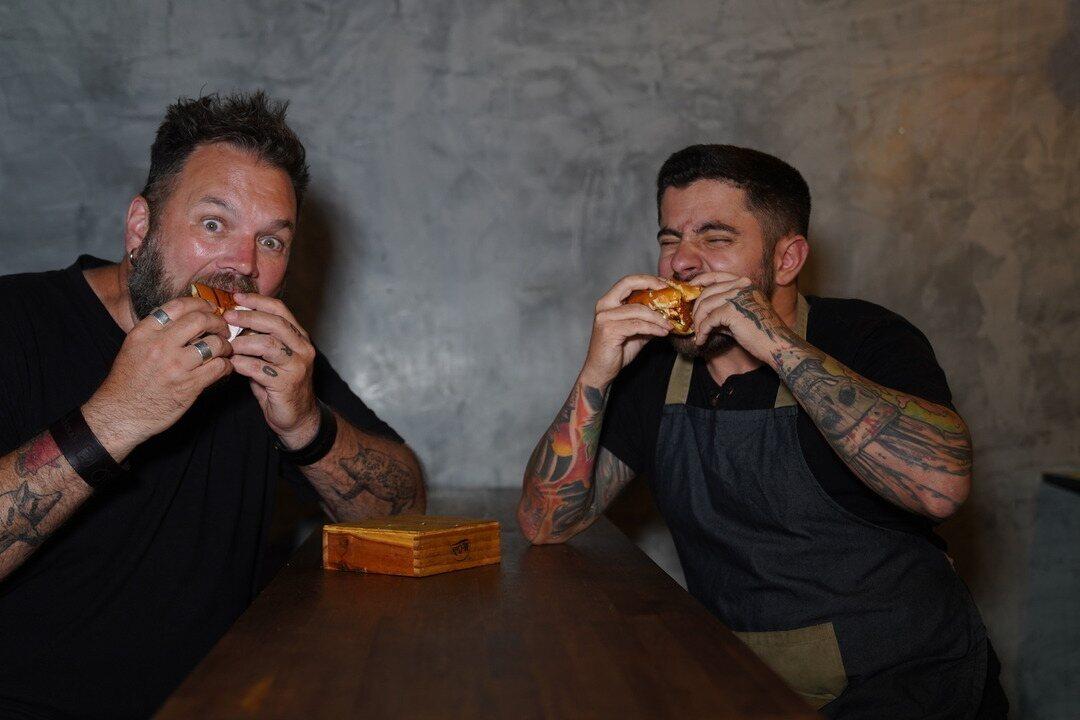Chef Jimmy McManis apresenta primeiro festival de hambúrguer do Rio