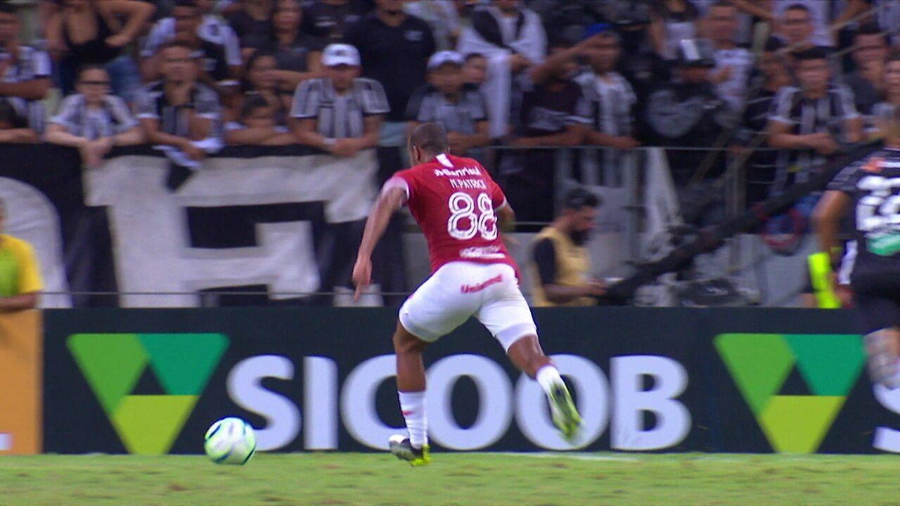 Melhores momentos de Ceará 2 x 0 Internacional pela 31ª rodada do Brasileirão 2019