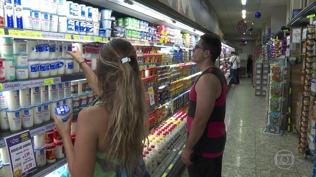 Inflação em outubro registra a menor taxa para o mês em 21 anos