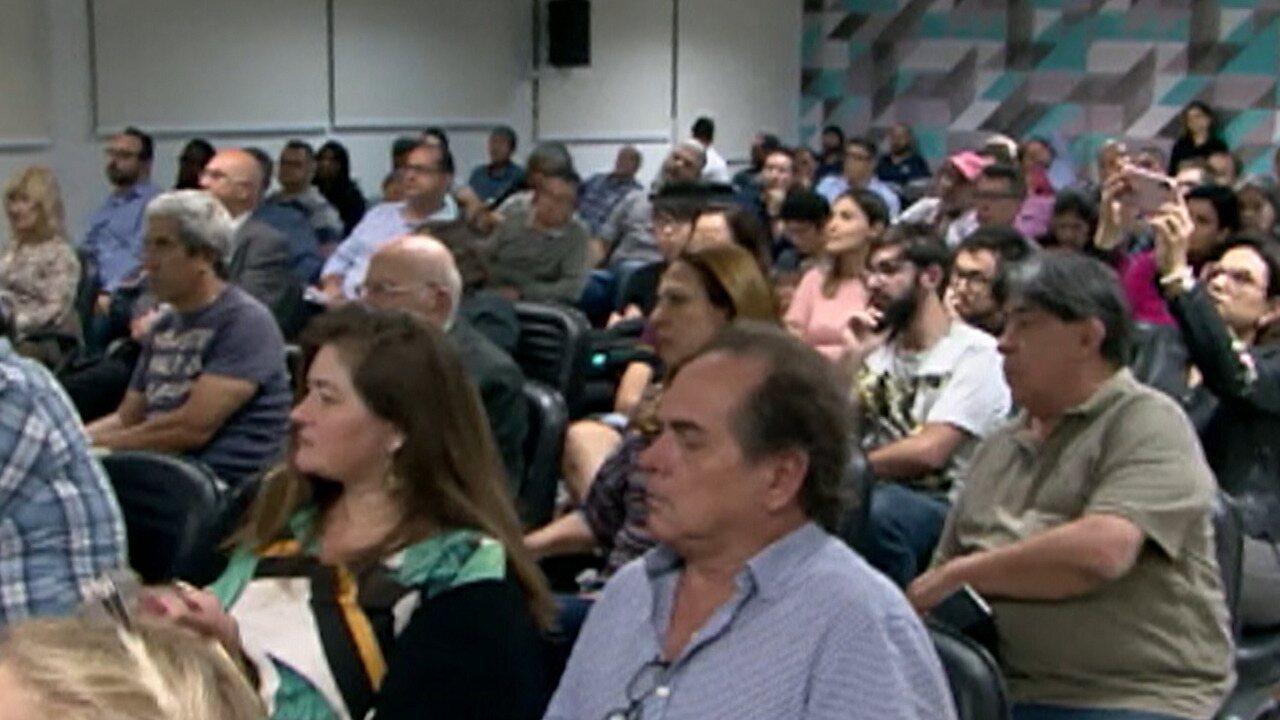 Moradores de Mogi participam da 2ª consulta púbica do programa Renasce Tietê