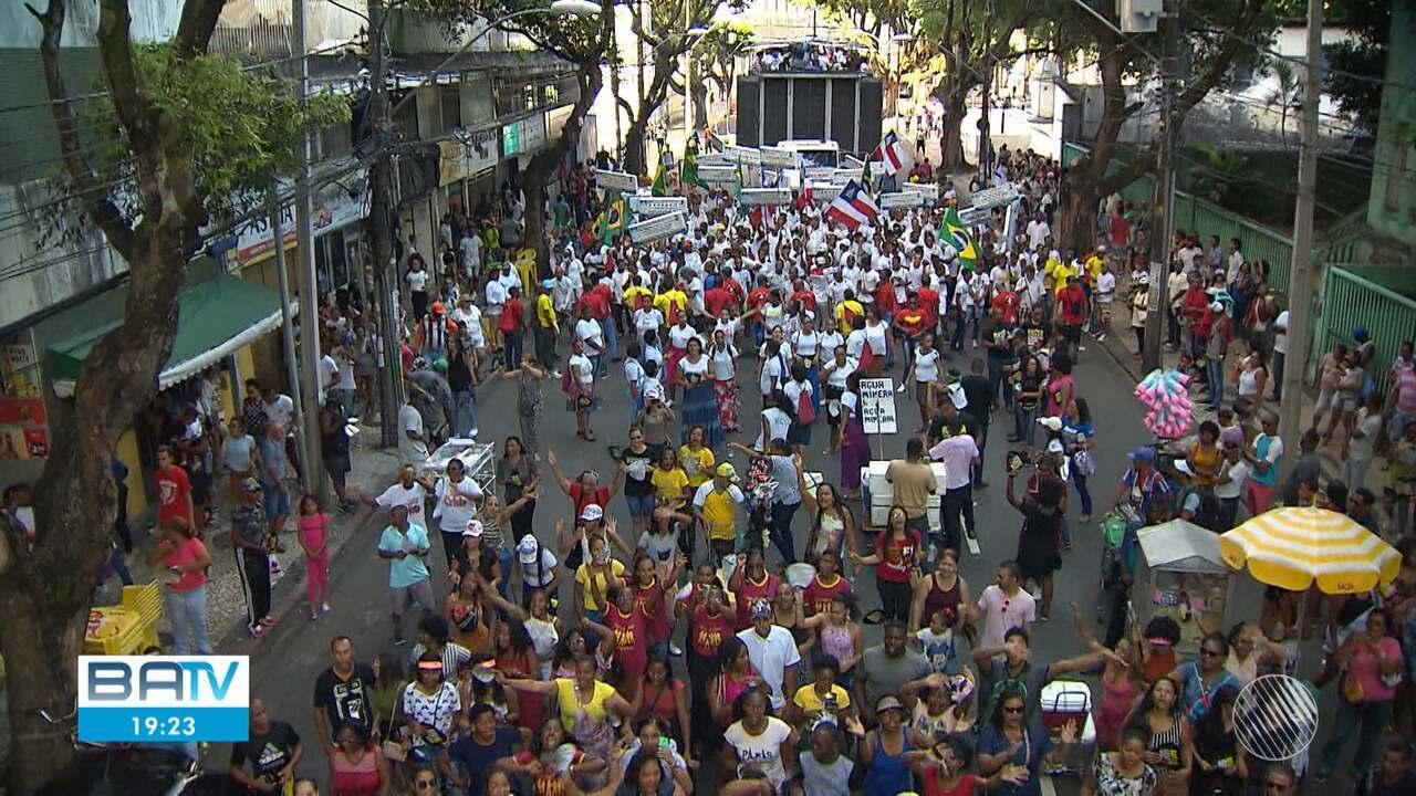 Bairro do Comércio recebe Marcha para Jesus neste sábado de fé e louvor