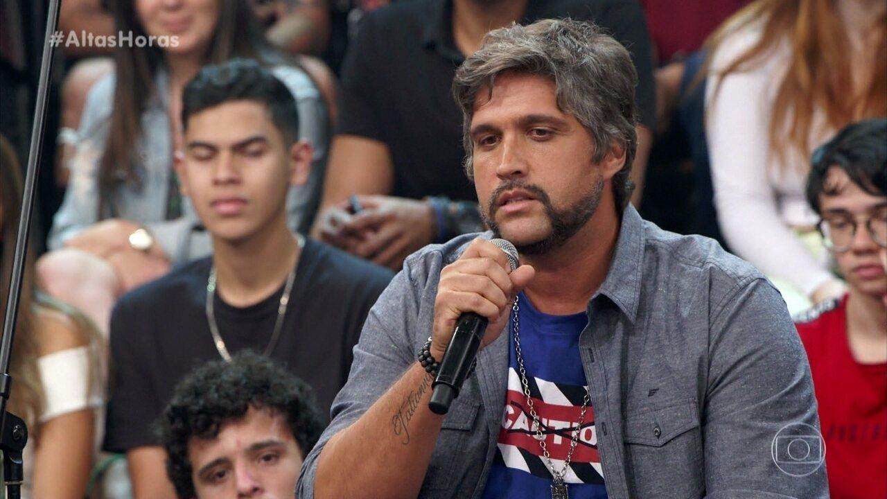 Leo Chaves fala da separação da dupla com o irmão, Victor, e carreira solo