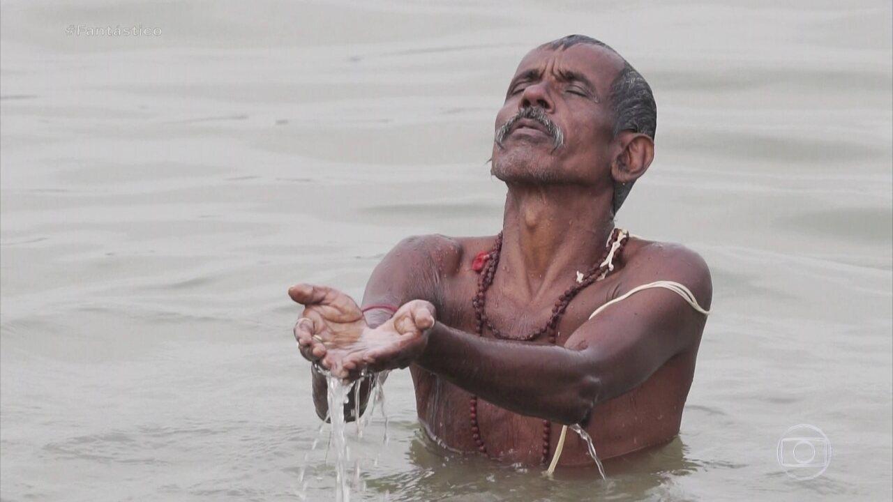 A Jornada da Vida - Rio Ganges: conheça a nascente do rio no Himalaia