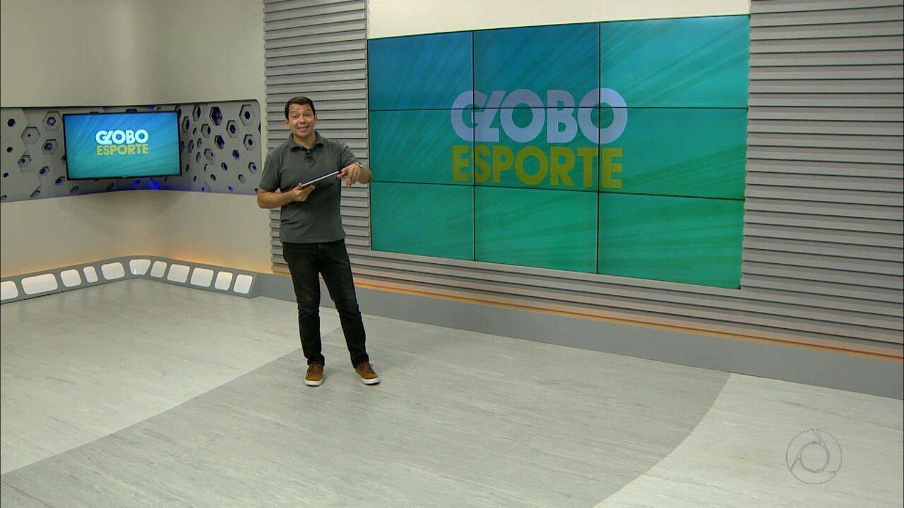 Confira na íntegra o Globo Esporte PB desta segunda-feira (11.11.19)