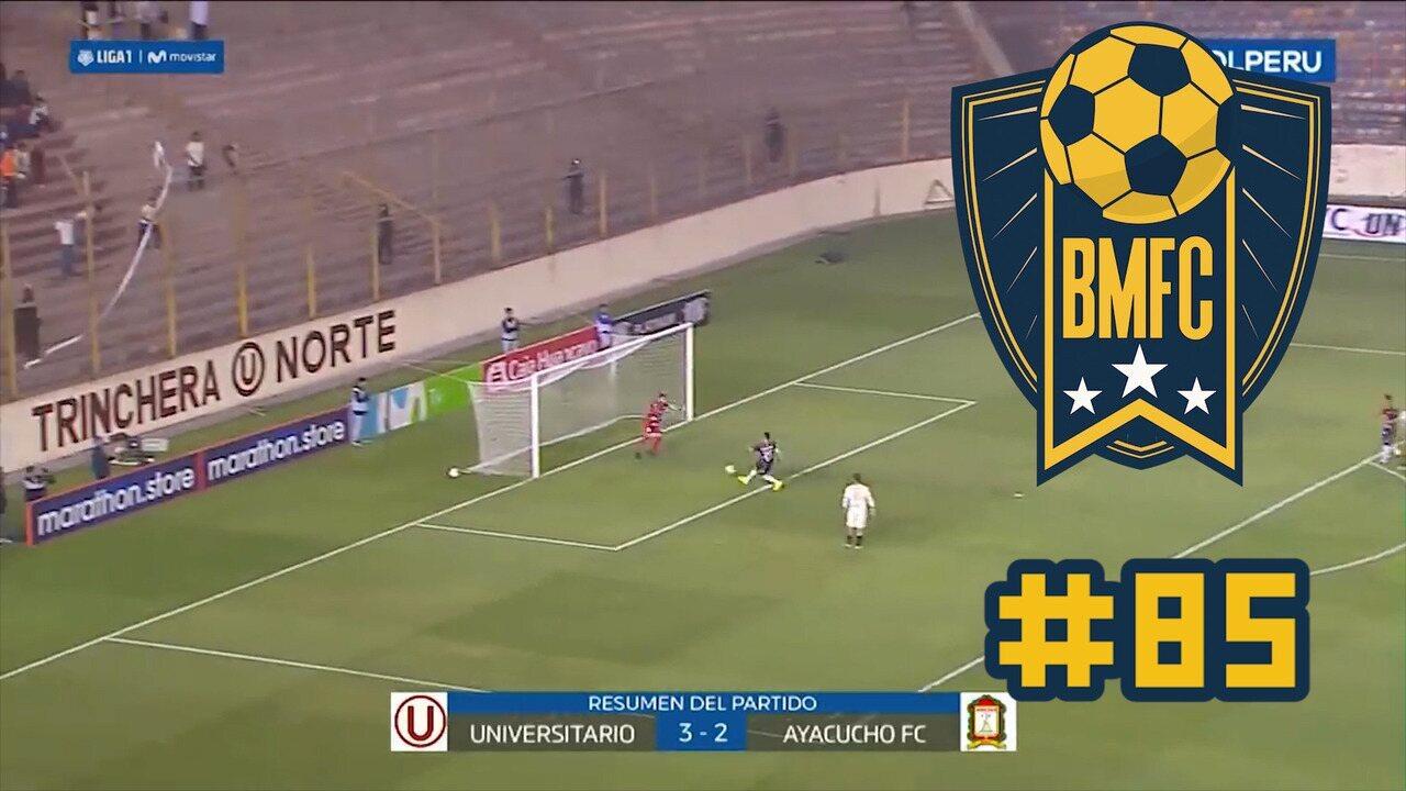 BMFC #85: Americano faz gol contra bizarro no estádio da final da Libertadores. Assista!