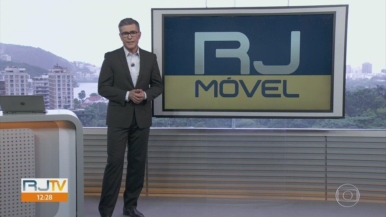 RJ1 - Íntegra 12/11/2019 - O telejornal, apresentado por Mariana Gross, exibe as principais notícias do Rio, com prestação de serviço e previsão do tempo.