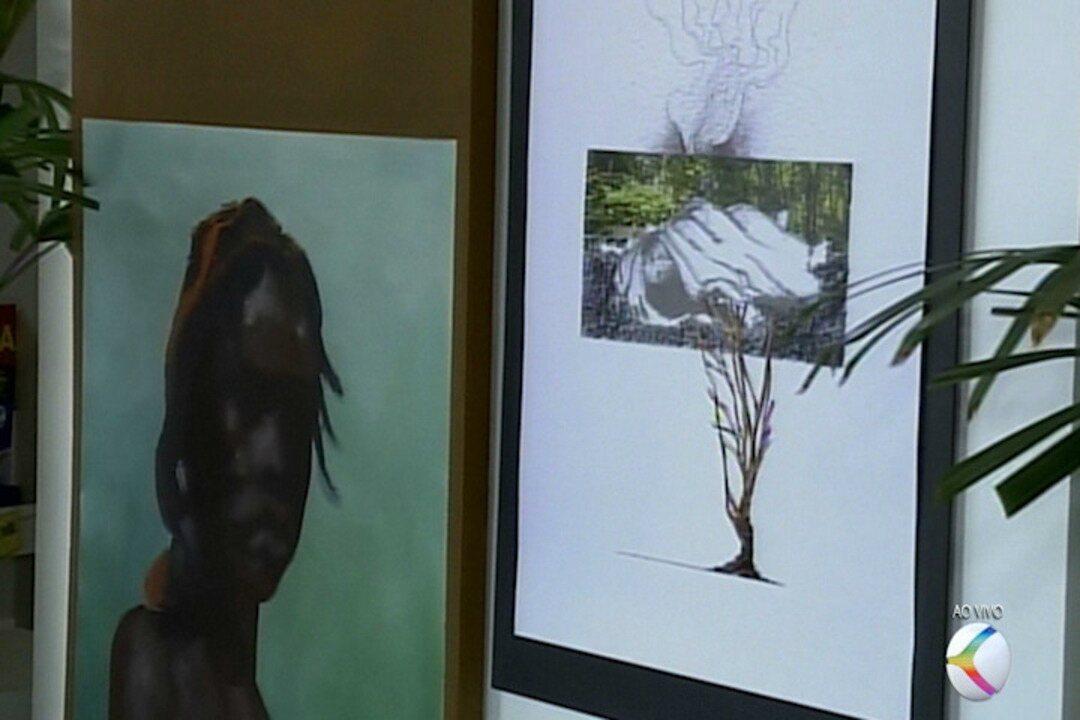 Exposição 'Lágrima - Consciência Negra' é aberta em Uberaba