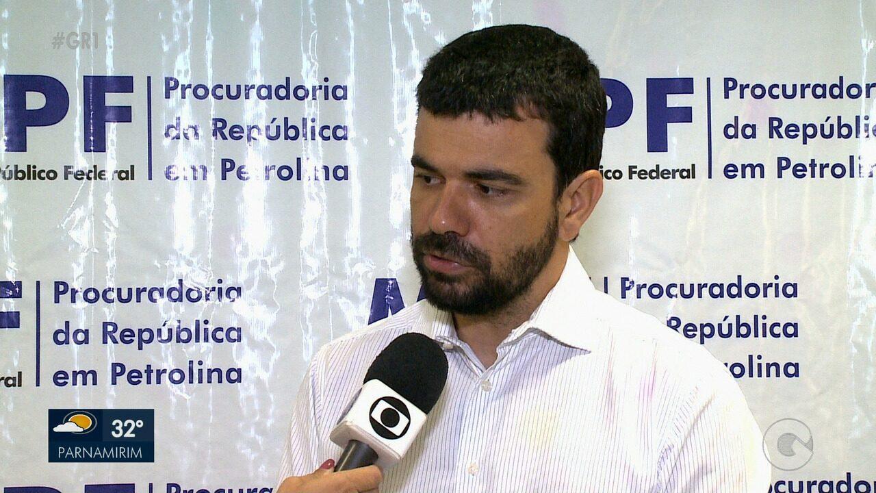 MPF propõe levantamento de áreas atingidas por fuligem em Petrolina e Juazeiro, BA
