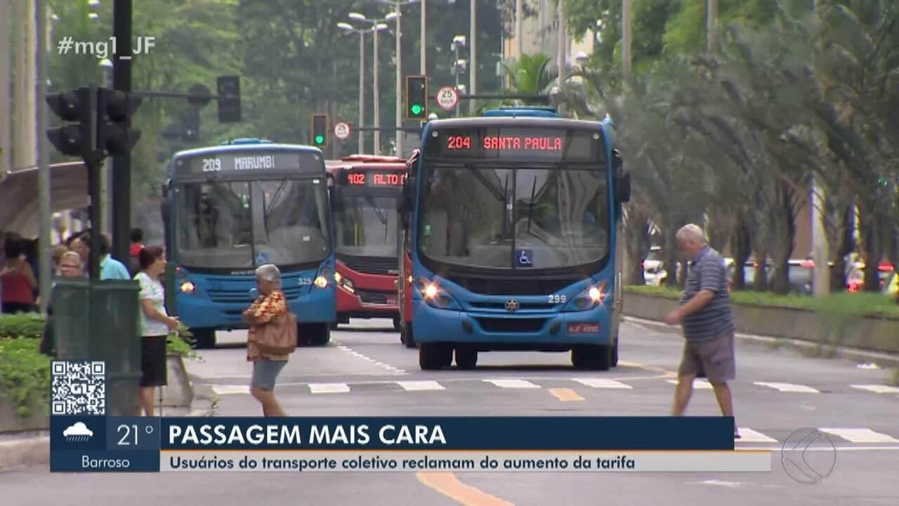 Settra anuncia novo valor da passagem de ônibus para R$ 3,75 em Juiz de Fora