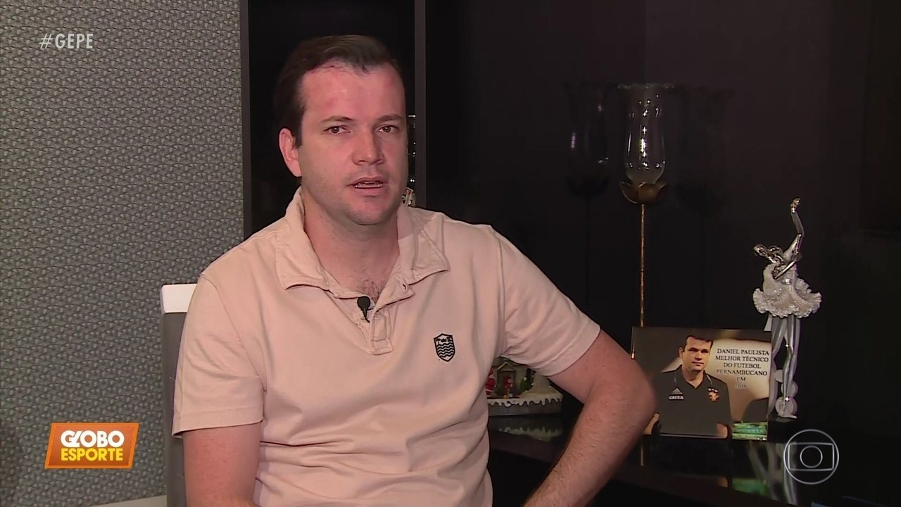 Daniel Paulista relembra carreira pelo Sport e traça planos para o futuro