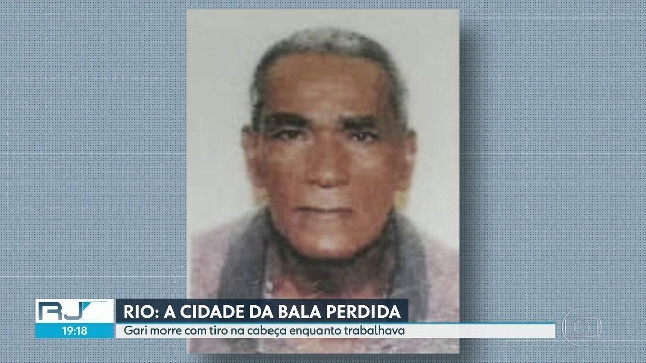 Gari morre enquanto trabalhava em Vicente de Carvalho