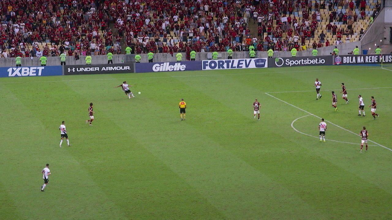 Melhores momentos: Flamengo 4 x 4 Vasco pela 34ª rodada do Brasileirão