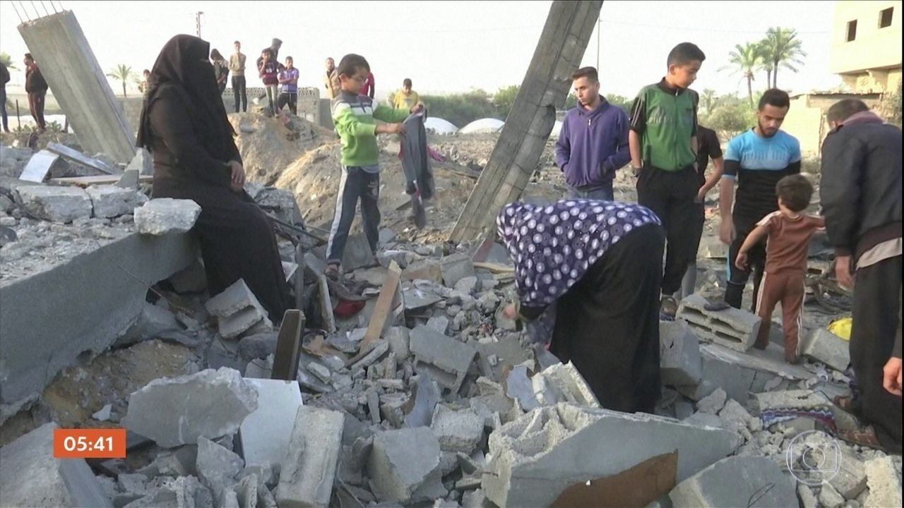 Grupo militante palestino oferece termos para cessar-fogo na Faixa de Gaza