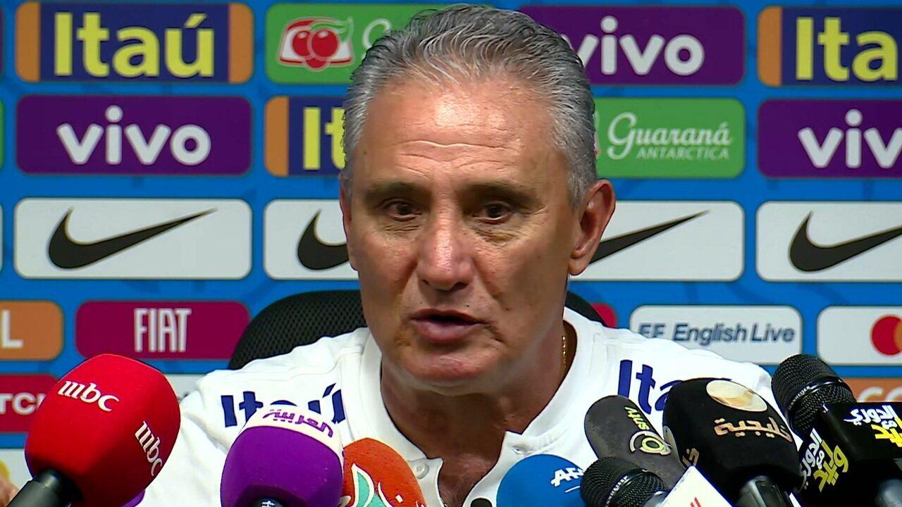 Técnico Tite diz que a Seleção Brasileira está se reinventando