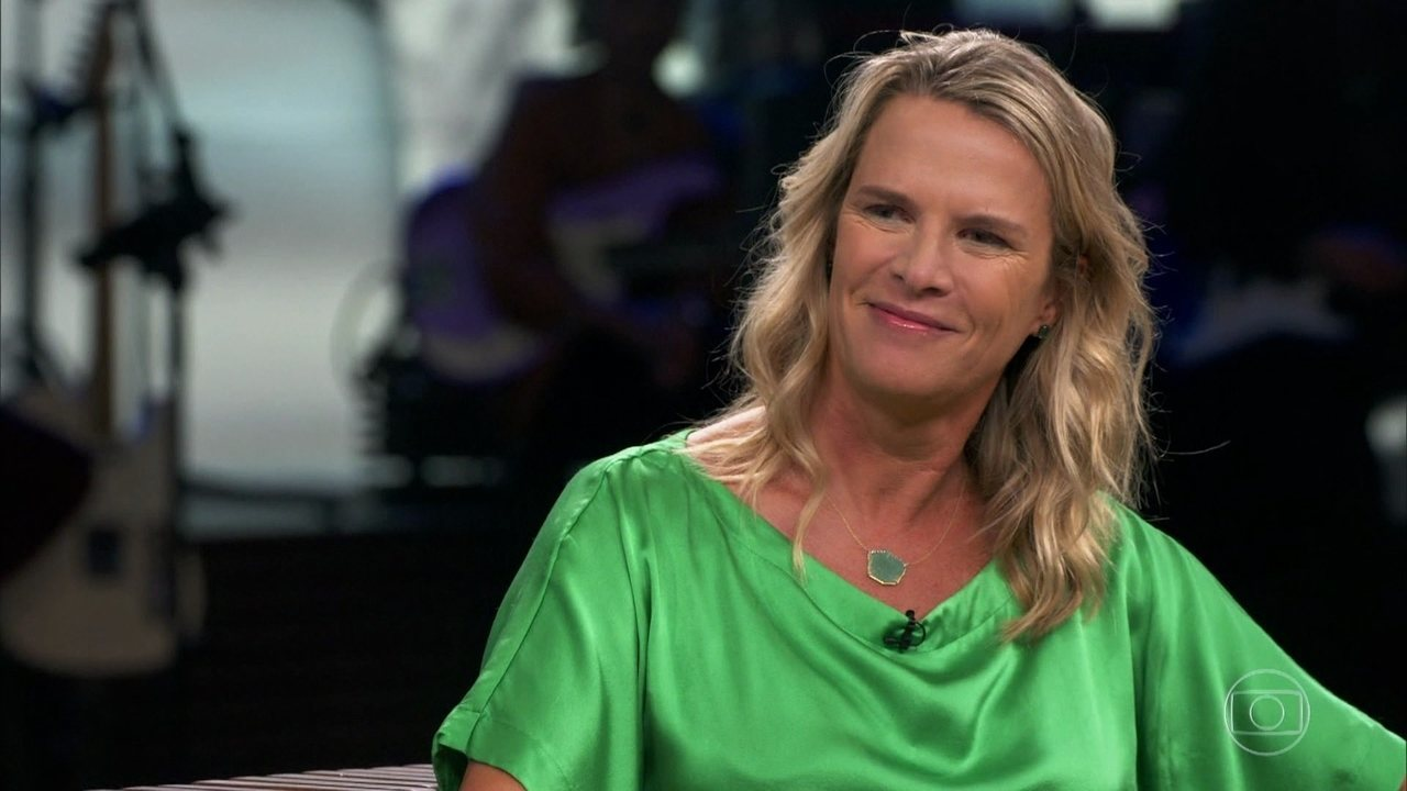 Mariana Becker lembra ínicio da carreira no F1