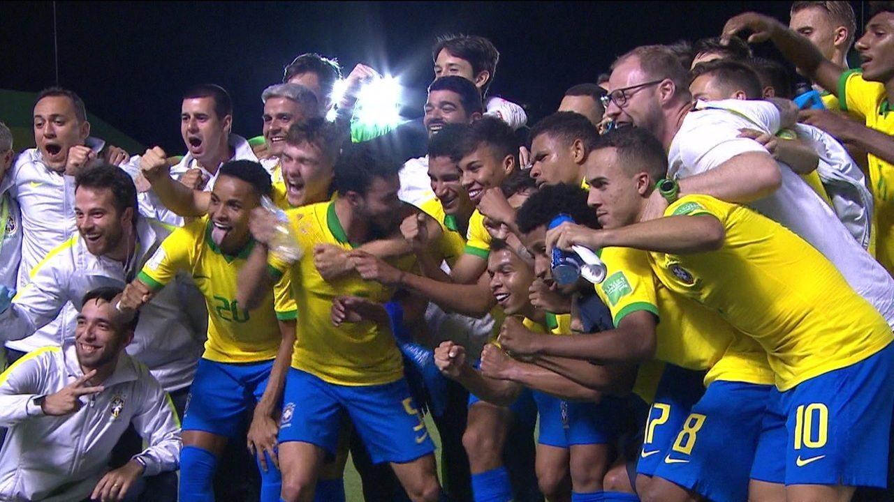 Brasil enfrenta o México na final do Mundial Sub-17, e a Globo transmite ao vivo