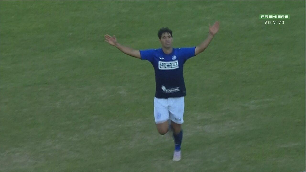 Veja os melhores momentos de São Bento 3 x 1 Brasil de Pelotas