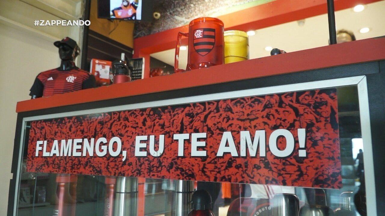 Parte 2: Tem ainda Flamengo na final da Libertadores