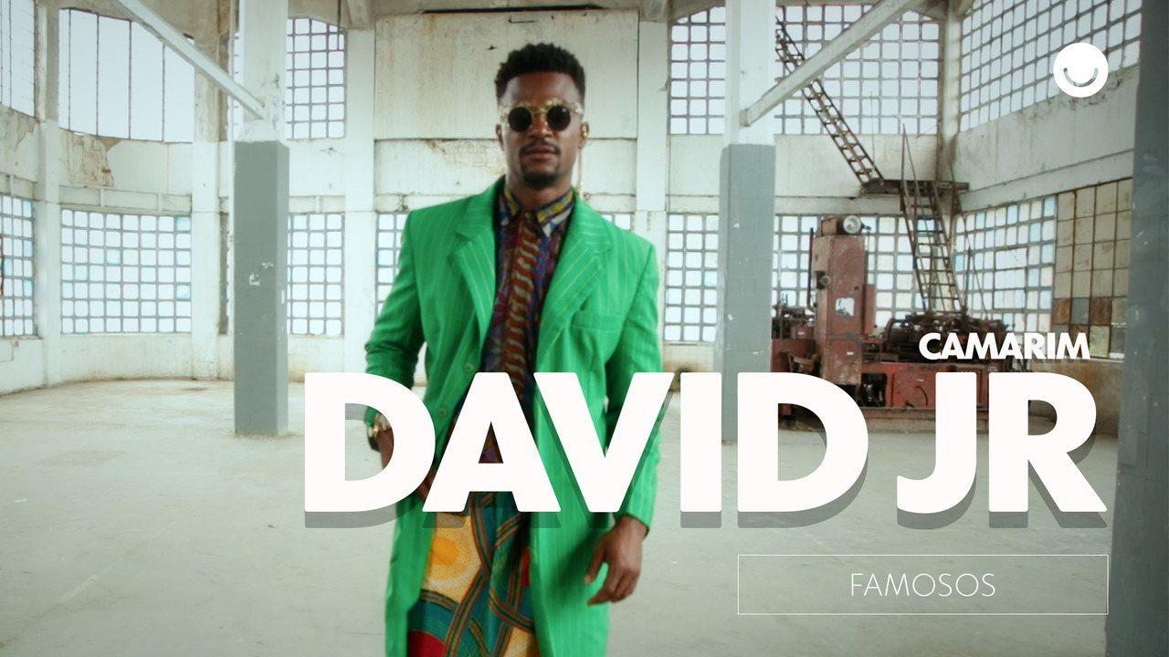 No dia da Consciência Negra, David Junior bate um papo com o Gshow